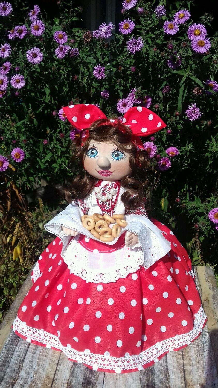 "Кукла на чайник ""Горошинка"", Посуда, Брянск, Фото №1"