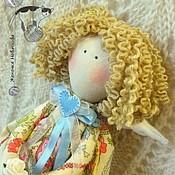 Куклы и игрушки ручной работы. Ярмарка Мастеров - ручная работа Тильда Принцесса на горошине. Handmade.