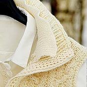Одежда ручной работы. Ярмарка Мастеров - ручная работа Жилет Англия навсегда. Handmade.