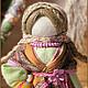 Народные куклы ручной работы. Святозарница. Ольга Миронова. Интернет-магазин Ярмарка Мастеров. Святозарница, обережная кукла, тряпичная кукла