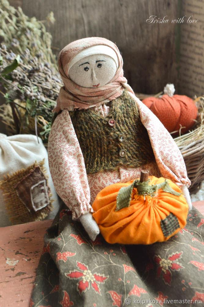 Лукерья, Народная кукла, Липецк,  Фото №1
