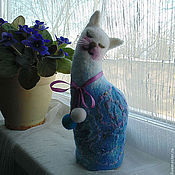 Куклы и игрушки handmade. Livemaster - original item Copyright felted toy