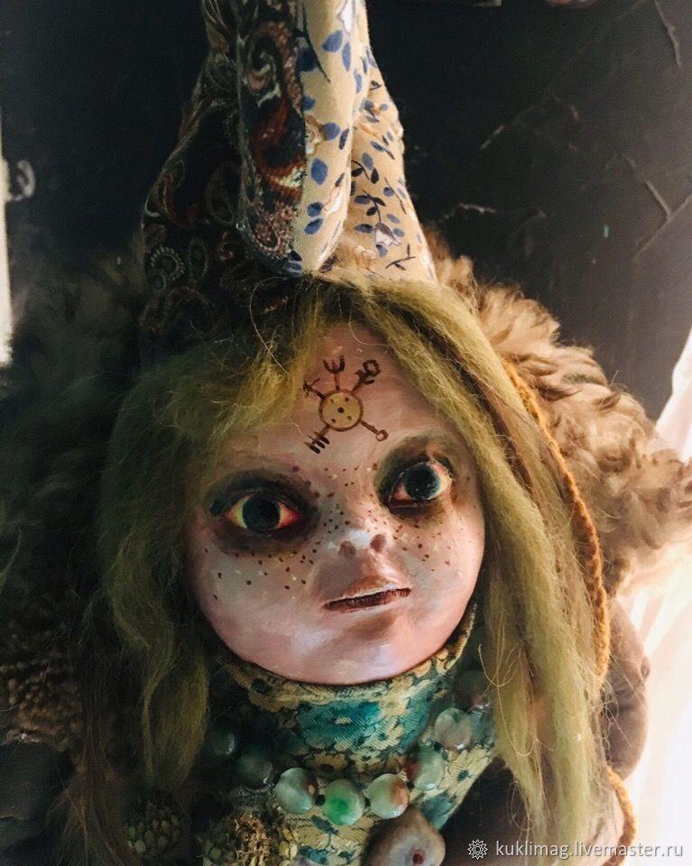 Оберег  Мошка, Куклы - обереги, Москва, Фото №1