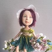Куклы и игрушки ручной работы. Ярмарка Мастеров - ручная работа Яблонька. Handmade.