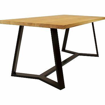 Мебель ручной работы. Ярмарка Мастеров - ручная работа Стол лофт 5001. Handmade.