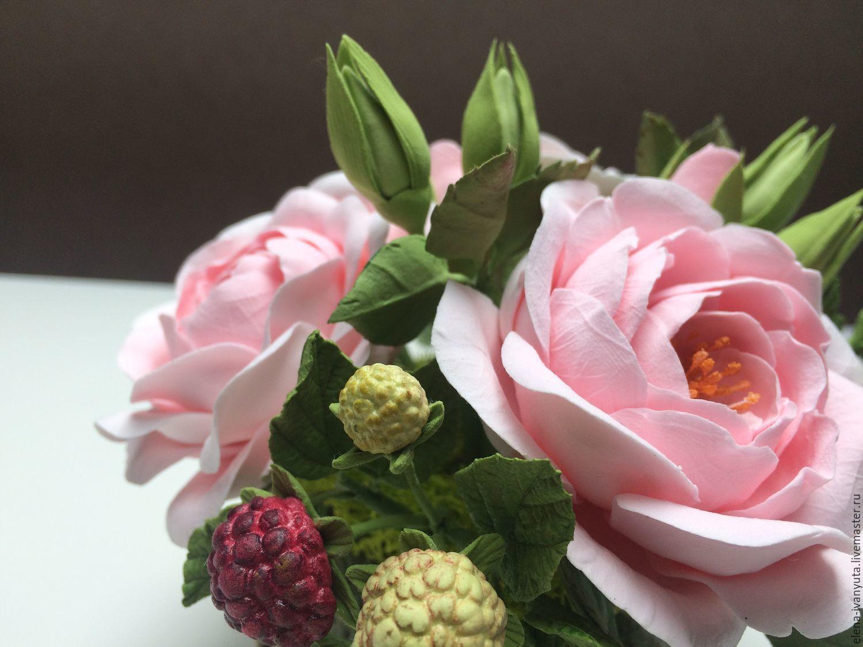 Цветы на заказ садовых саженцы розы спрей купить в киеве