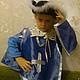 Детские карнавальные костюмы ручной работы. Ярмарка Мастеров - ручная работа. Купить Мушкетер. Handmade. Синий, исторический костюм