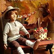 """Куклы и игрушки ручной работы. Ярмарка Мастеров - ручная работа Интерьерная кукла """"Ванечка"""". Handmade."""