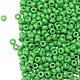 Для украшений ручной работы. Ярмарка Мастеров - ручная работа. Купить Бисер Миюки 11/0 Opaque Jade Green (411) MIYUKI round круглый 10гр.. Handmade.