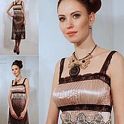 Одежда ручной работы. Ярмарка Мастеров - ручная работа Бальное платье «Неоли». Handmade.