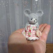 Куклы и игрушки ручной работы. Ярмарка Мастеров - ручная работа Мышки. Handmade.