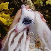 Куклы и пупсы ручной работы. Ярмарка Мастеров - ручная работа Лорна, маленький лесной единорог). Handmade.