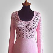 Одежда ручной работы. Ярмарка Мастеров - ручная работа Платье ажурное. Handmade.