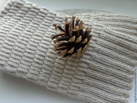 Носки, гольфы, чулки ручной работы. Носки вязаные. Носки вязаные «Теплая классика-2». Подарок ручной работы» из коллекции «Подарки». Olgafrancesca . Ярмарка мастеров.