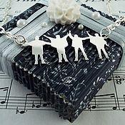 Украшения handmade. Livemaster - original item The Beatles. Handmade.