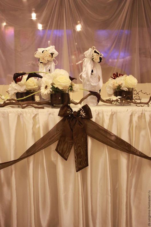 Свадебные аксессуары ручной работы. Ярмарка Мастеров - ручная работа. Купить оформление свадьбы. Handmade. Белый, декор для интерьера
