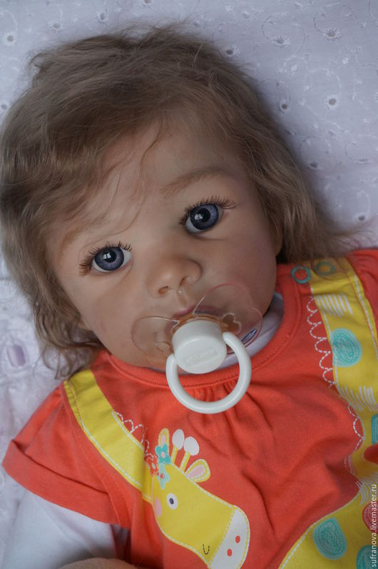 Куклы-младенцы и reborn ручной работы. Ярмарка Мастеров - ручная работа. Купить Кукла-реборн  из молда Кендал по Pat Moulton. Handmade.