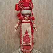 Русский стиль ручной работы. Ярмарка Мастеров - ручная работа Кукла-оберег. Лада.. Handmade.