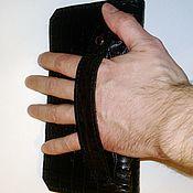 Сумки и аксессуары handmade. Livemaster - original item Wallet leather 99chk. Handmade.