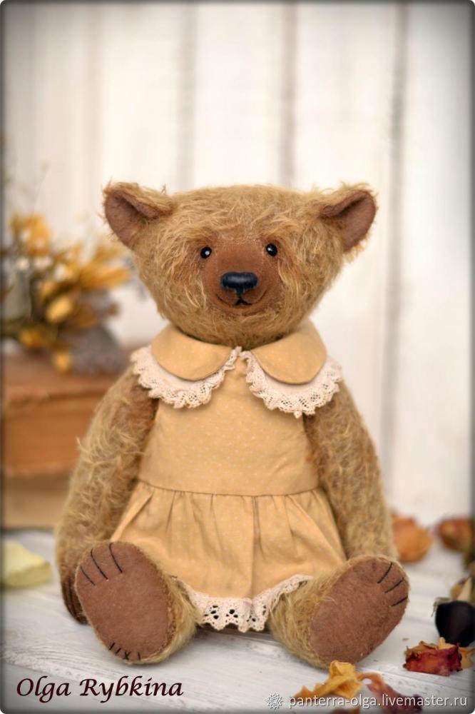 old bear Agnes, Мишки Тедди, Кулебаки,  Фото №1