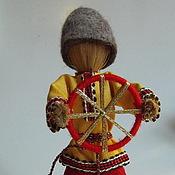 Куклы и игрушки ручной работы. Ярмарка Мастеров - ручная работа Спиридон-Солнцеворот. Handmade.