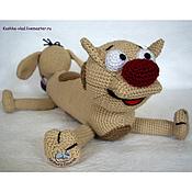 Куклы и игрушки ручной работы. Ярмарка Мастеров - ручная работа КотоПёс. Handmade.