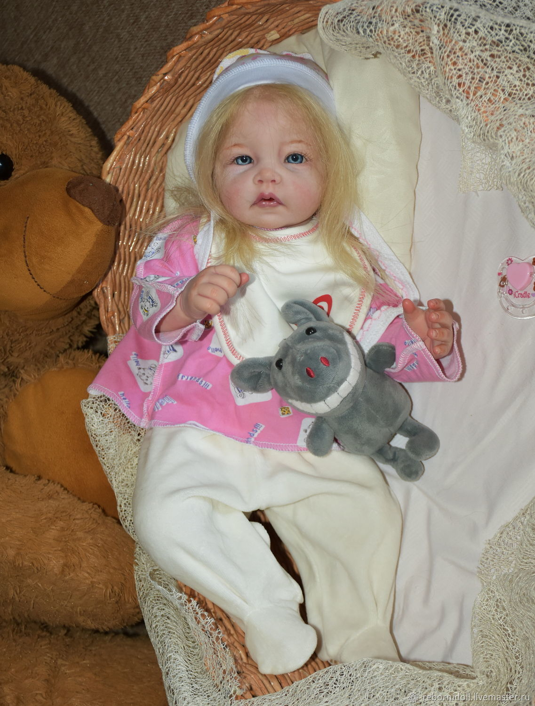 Кукла реборн Белла, Куклы Reborn, Севастополь,  Фото №1