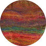Материалы для творчества handmade. Livemaster - original item Cardoons Merino Multicolor 21 MD.Germany. wool for felting. Handmade.