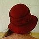 """Шляпы ручной работы. шляпа """"Испания"""". Инна Барденкова (innabardenkova). Ярмарка Мастеров. Ручная работа, войлок ручной работы"""