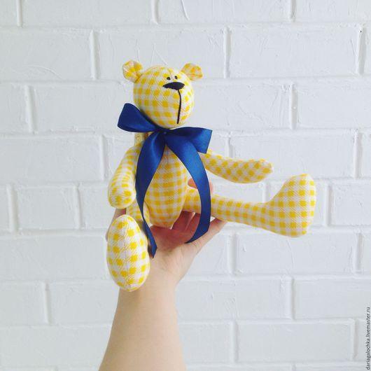 Куклы Тильды ручной работы. Ярмарка Мастеров - ручная работа. Купить Тильда мишка. Handmade. Тильда кукла, мишка