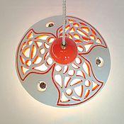 Для дома и интерьера handmade. Livemaster - original item Ceramic lamp
