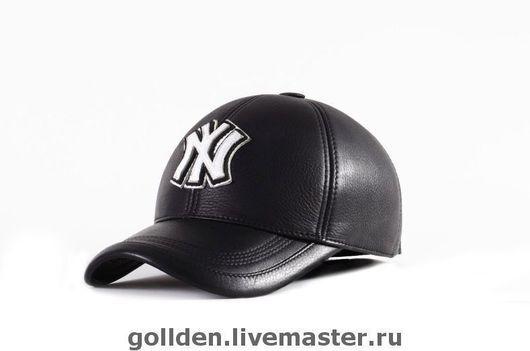 Для мужчин, ручной работы. Ярмарка Мастеров - ручная работа. Купить Бейсболка 0163 New York Yankees. Handmade.