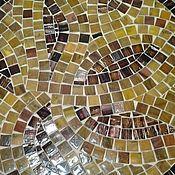 """Для дома и интерьера ручной работы. Ярмарка Мастеров - ручная работа Стол """"Осень"""" мозаика. Handmade."""