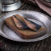 """Косметика ручной работы. Ярмарка Мастеров - ручная работа Мыло """"Бутерброд со шпротами"""". Handmade."""