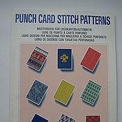 Материалы для творчества ручной работы. Ярмарка Мастеров - ручная работа Каталог рисунков и схем  Punch Card Stitch Patterns. Handmade.