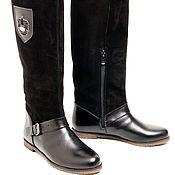 Обувь ручной работы. Ярмарка Мастеров - ручная работа Сапоги демисезонные Tex. Handmade.