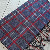 Аксессуары handmade. Livemaster - original item Scarves: Handmade woven scarf cotton. Handmade.