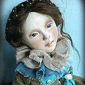 Куклы и игрушки ручной работы. Ярмарка Мастеров - ручная работа Кукла Агата. Handmade.