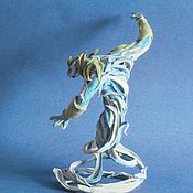 """Для дома и интерьера ручной работы. Ярмарка Мастеров - ручная работа фигурка (статуэтка) 20 см """"морф"""" (дота 2, Morphling в Dota 2). Handmade."""