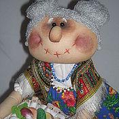 Куклы и игрушки ручной работы. Ярмарка Мастеров - ручная работа Кукла Хозяюшка. Handmade.