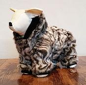 Для домашних животных, handmade. Livemaster - original item Fur, blouse and pants by mink for girls. Handmade.
