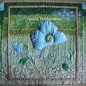 Картины и панно handmade. Livemaster - original item The quilt