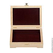 Материалы для творчества handmade. Livemaster - original item 19135F Box with flok art.19135 jewelry, jewelry.. Handmade.