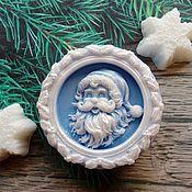 Косметика ручной работы handmade. Livemaster - original item soap: Santa Claus. Handmade.