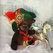 Куклы и игрушки ручной работы. Ярмарка Мастеров - ручная работа Мишка Гарольд. Handmade.