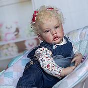 Куклы Reborn ручной работы. Ярмарка Мастеров - ручная работа Малышка реборн Полина. Handmade.