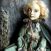 Куклы и игрушки ручной работы. Ярмарка Мастеров - ручная работа Подвижная кукла Мила. Handmade.