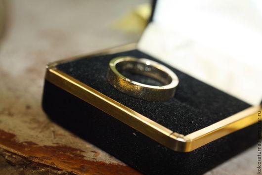 Кольца ручной работы. Ярмарка Мастеров - ручная работа. Купить обручальное кольцо. Handmade. Золото, бриллианты