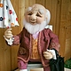 Toy Characters handmade. doll OLE LUKOYE (textile). ZOYA KHOLINA. My Livemaster.Toys, fairy tale character