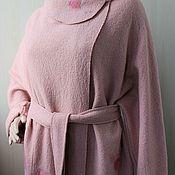 """Одежда ручной работы. Ярмарка Мастеров - ручная работа """"Нежный рассвет""""  кардиган- легкое пальто. Handmade."""